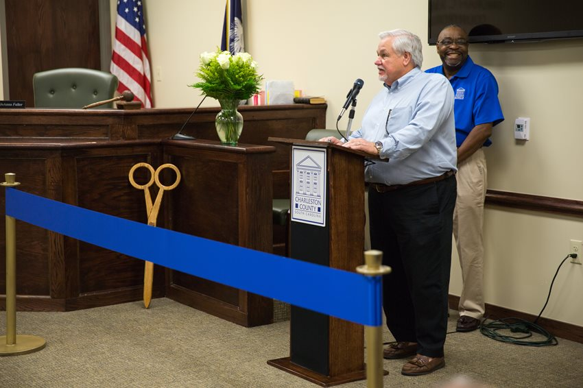New Charleston County magistrate court opens – City of North
